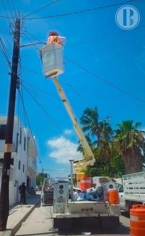 Municipio de Los Cabos invierte 50 millones de pesos en alumbrado público