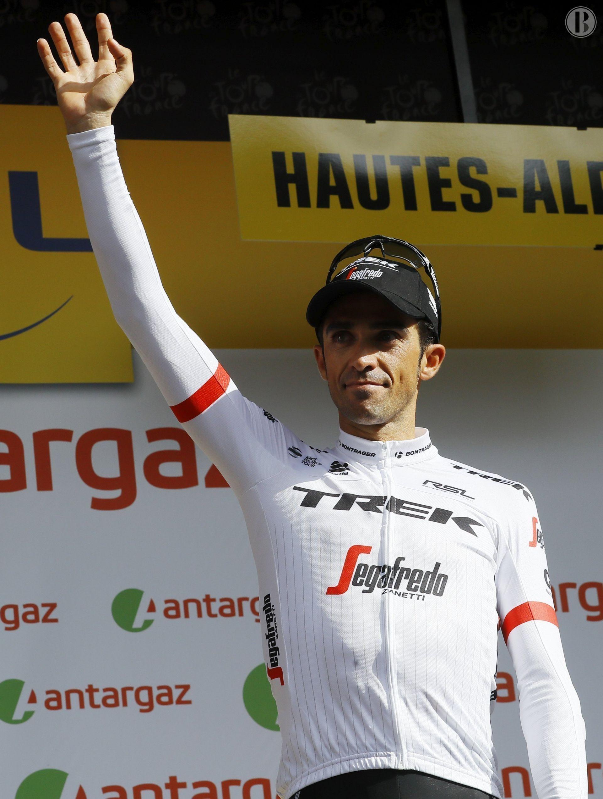 Alberto Contador elige La Vuelta para su adiós