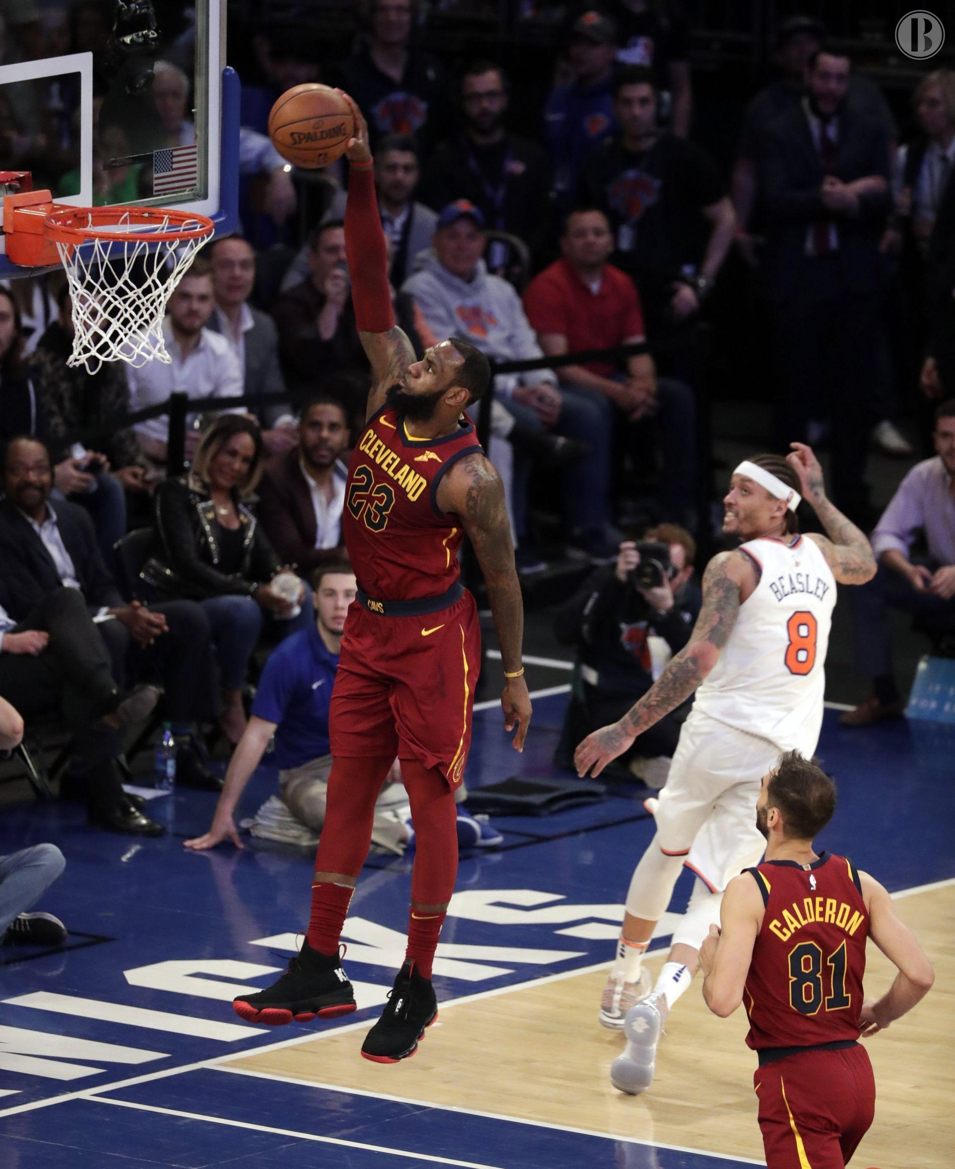 Cavaliers ganan división; Pelicans, Spurs y Thunder aseguran playoffs