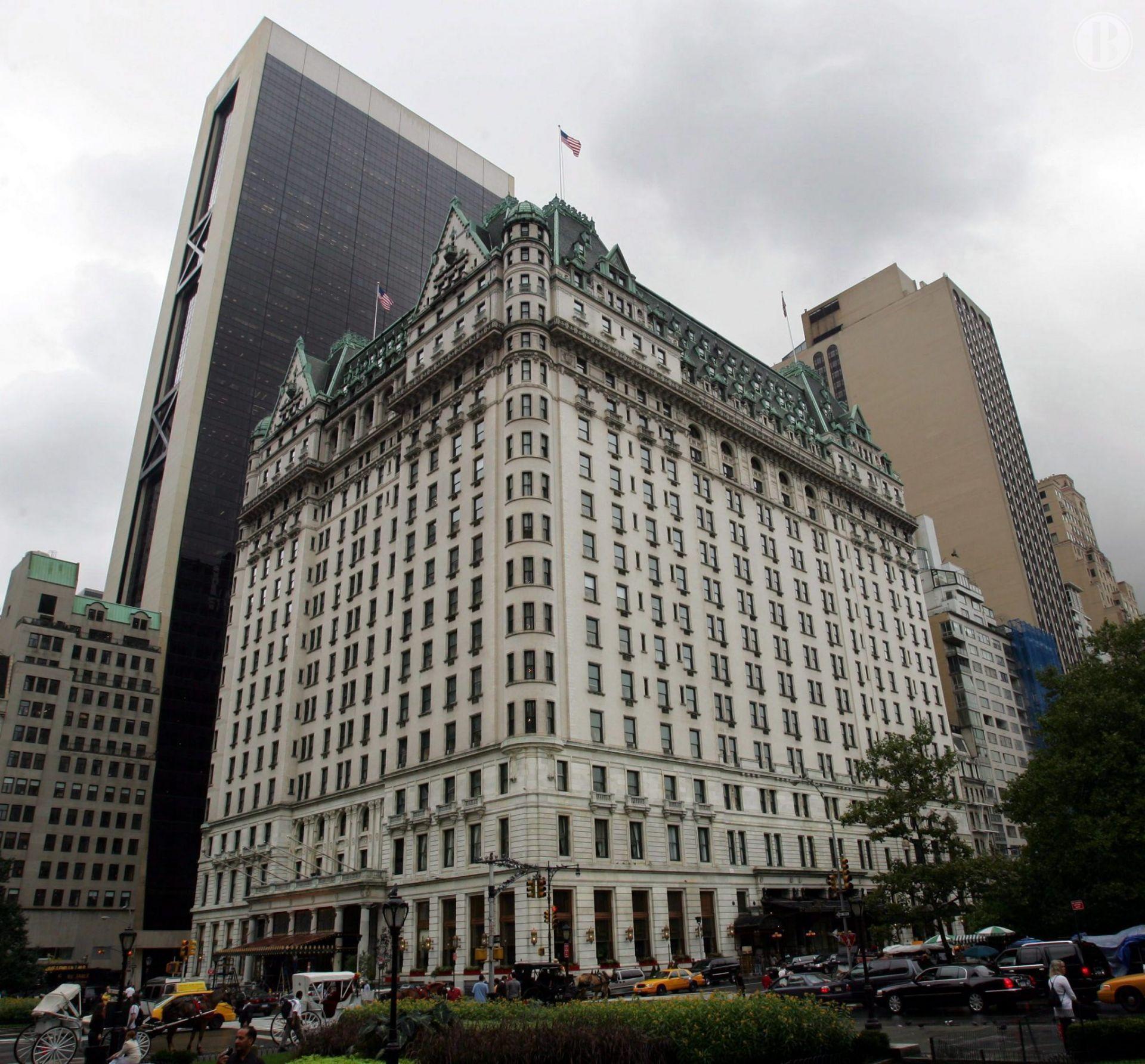 Los dueños del emblemático Hotel Plaza de Nueva York buscan compradores