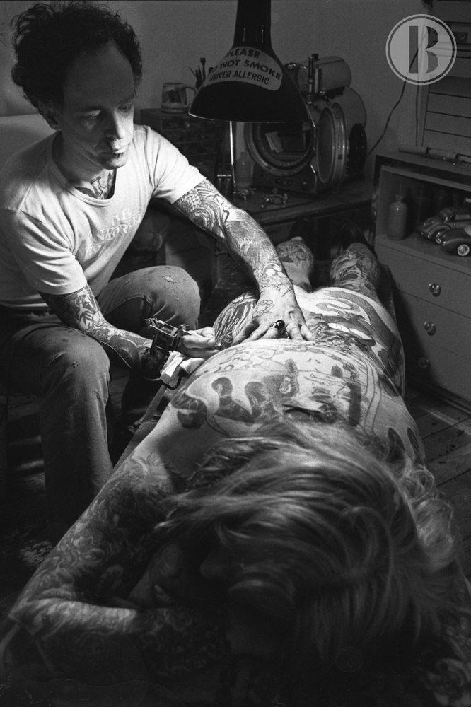 Exhibición cuenta la historia de tres siglos de tatuajes en Nueva York