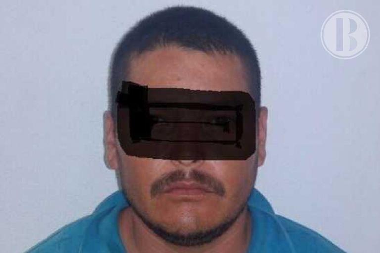 """Detienen a Gilberto E. Alias """"el Chupón"""""""