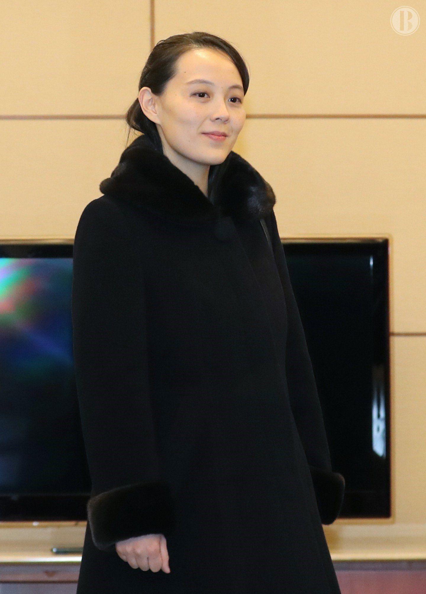 La hermana del líder norcoreano emprende una histórica visita a Corea del Sur