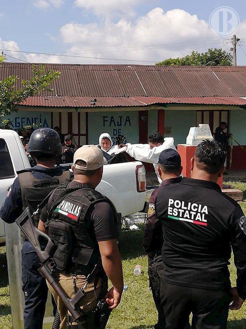 Linchan a un presunto asesino en Chiapas