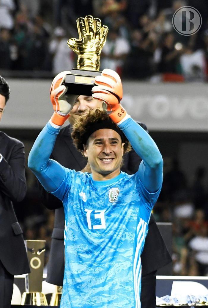 """Memo Ochoa: """"Ganar un título con la selección siempre es muy importante"""""""