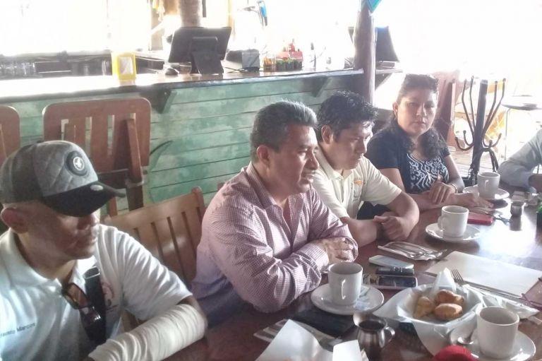Movimiento Antorchista de BCS une esfuerzos con homólogos en Sonora