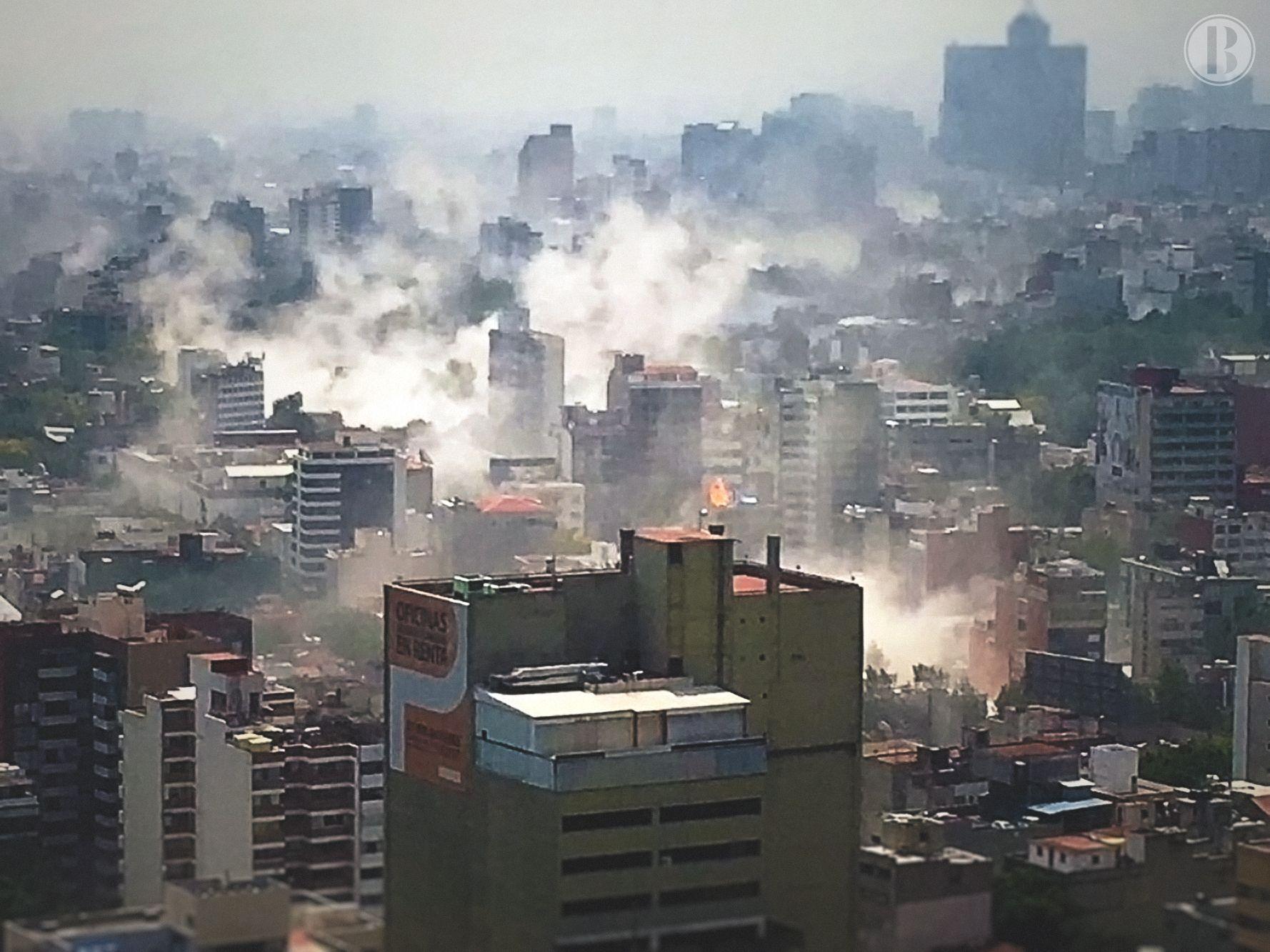 Analista prevé que terremoto en México tenga impacto moderado en la economía