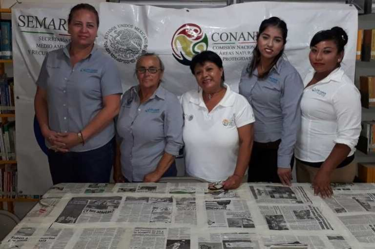 Educación ambiental de ZOFEMAT continúa capacitando en el cuidado de las playas