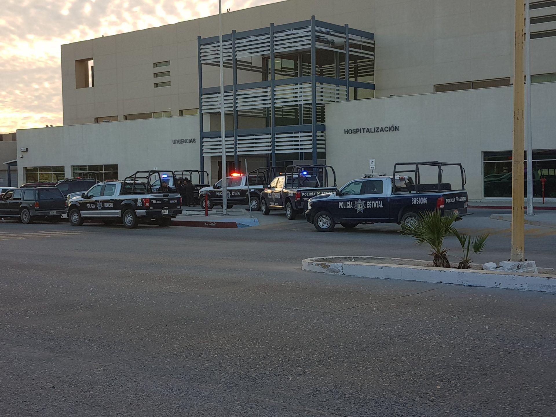 Hospital Salvatierra vuelve a la normalidad después de un fuerte operativo de seguridad
