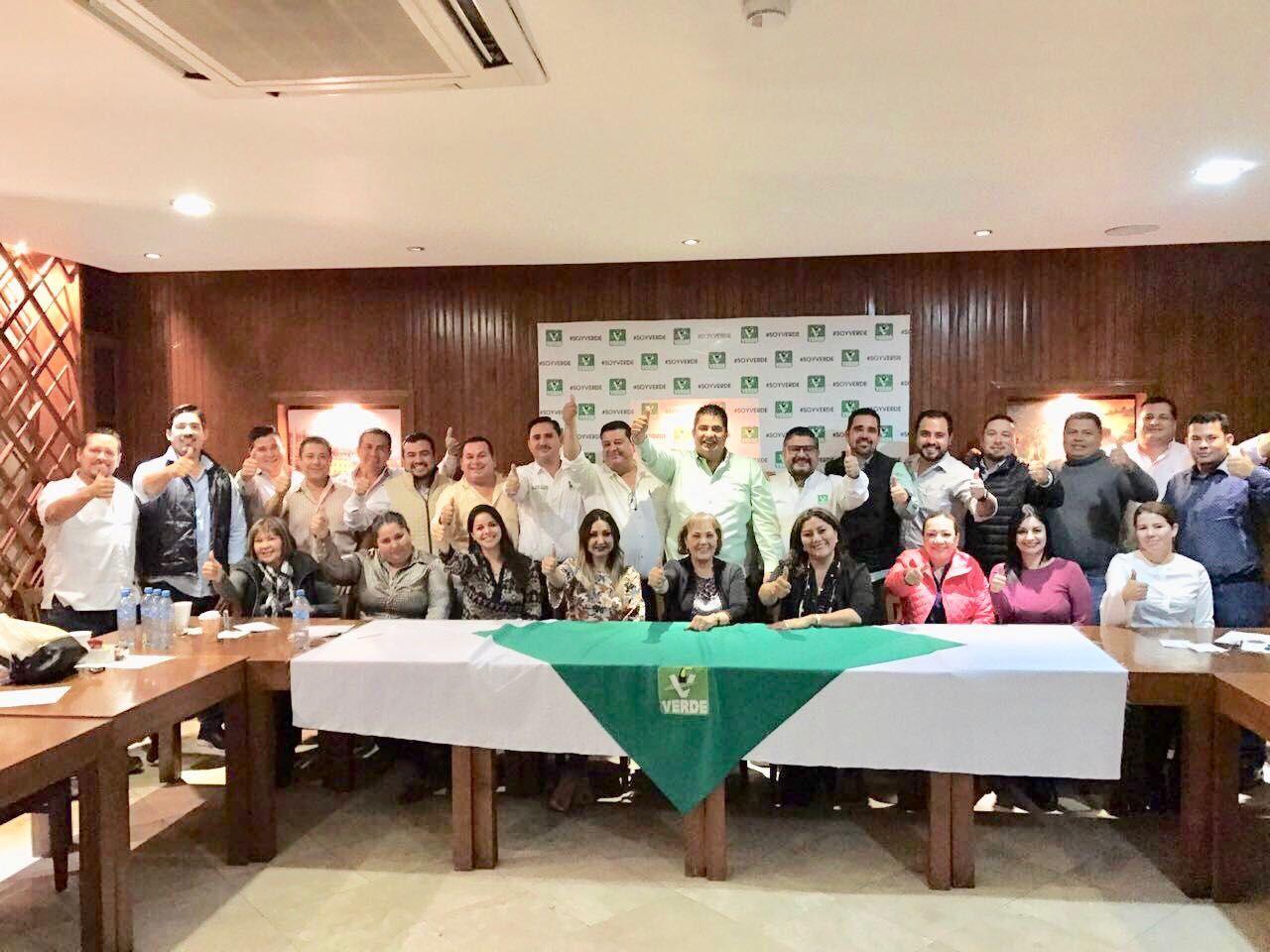 El Partido Verde dice estar listo para la contienda electoral