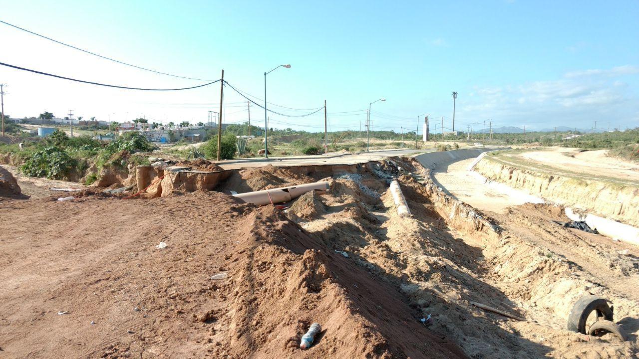 Debe gobierno construir la obra de encauzamiento del fraccionamiento Chulavista en CSL: Colegio de Arquitectos