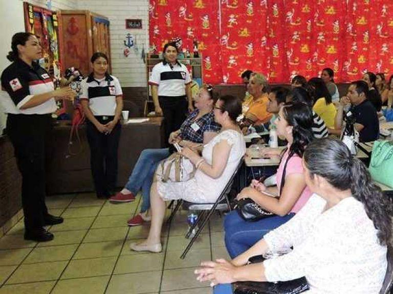 03 BRINDARÁ LA SEP CAPACITACIÓN EN TEMAS DE PRIMEROS AUXILIOS