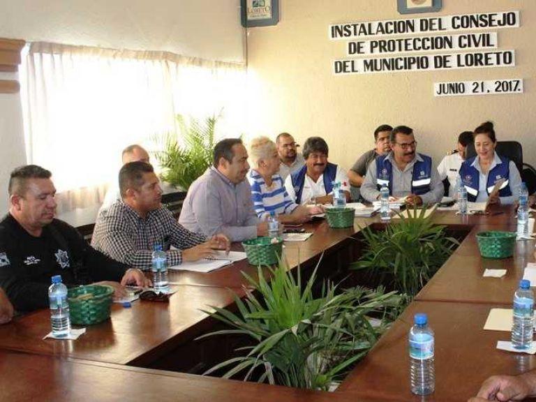 03 CONSEJO MUNICIPAL DE PROTECCIÓN CIVIL LORETO