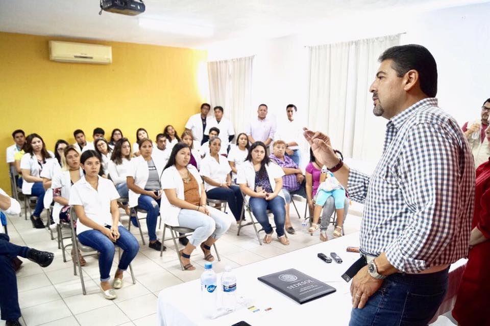 Firma SEDESOL convenio de colaboración con la UGC