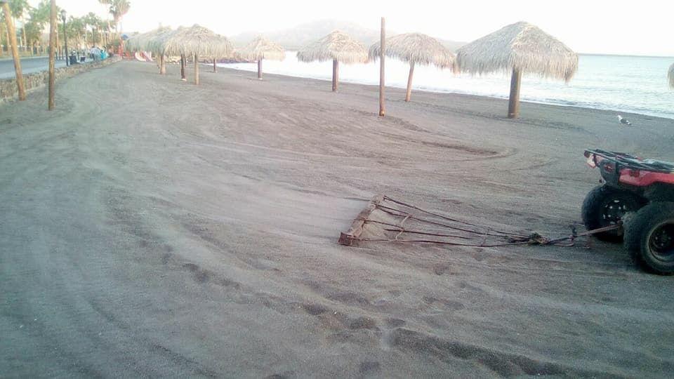 Loreto tiene las playas más limpias del destino y buscan mantenerlas así