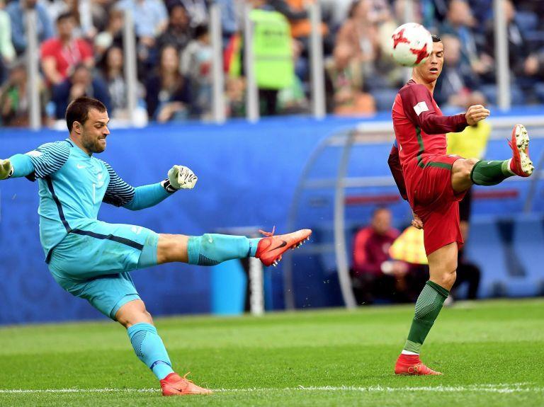 1 4-0 Portugal abusa de Nueva Zelanda y pasa a semifinales como líder Grupo A