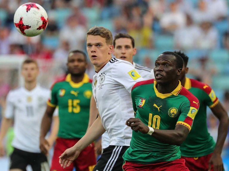 Alemania gana a Camerún y jugará con México; Chile con Portugal