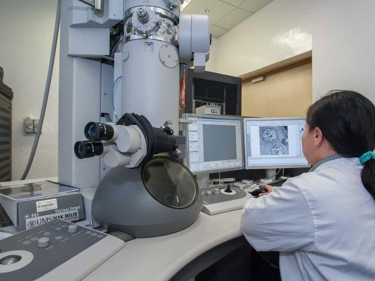 1 Desarrollan un microscopio que detecta tumores durante operaciones