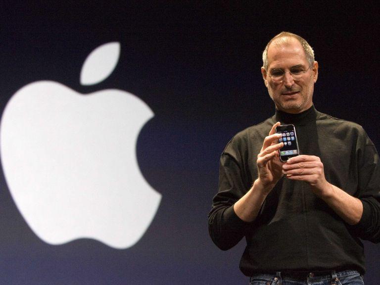 1 El iPhone cumple 10 años