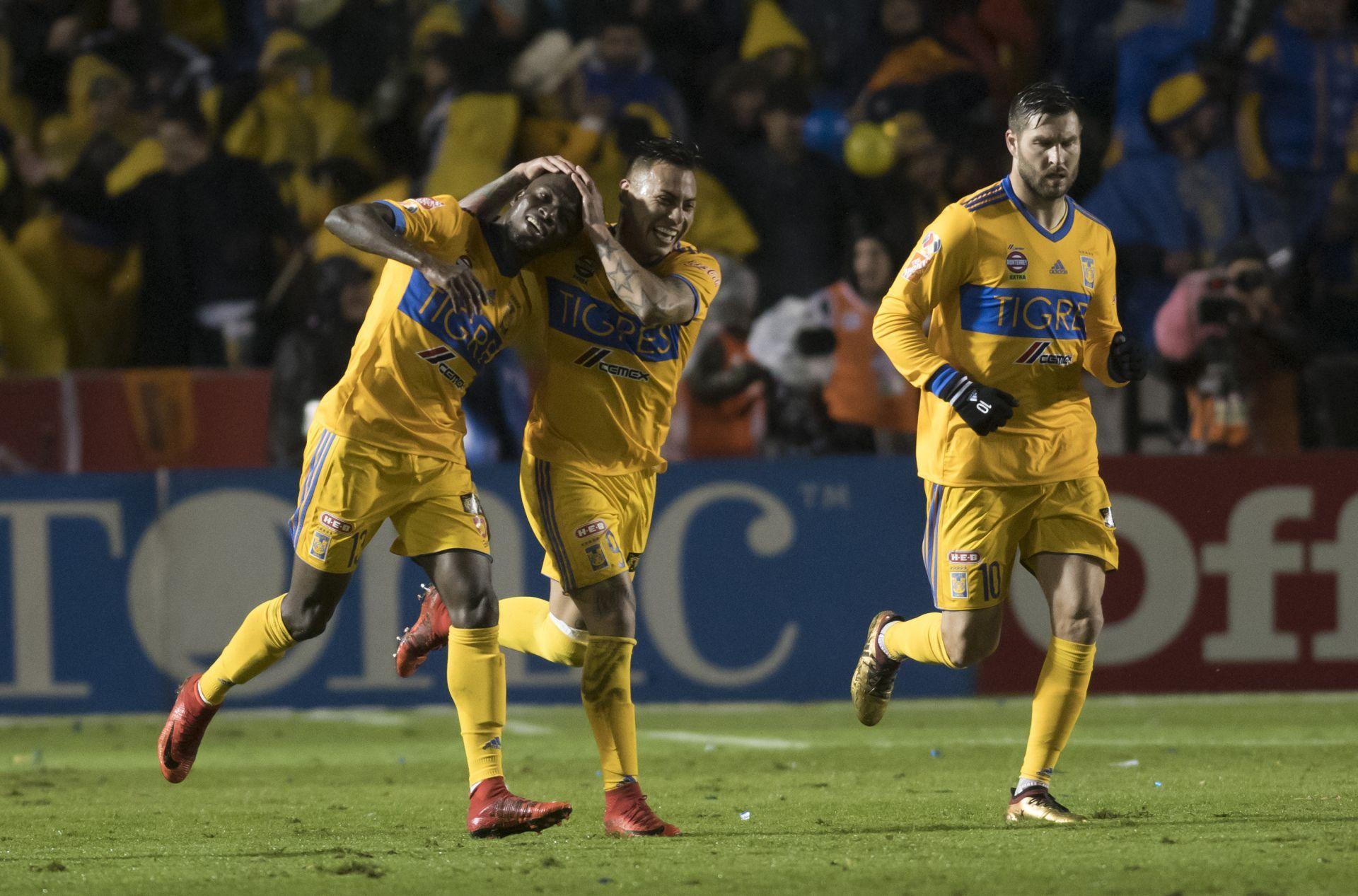 El argentino Sánchez rescata empate para Monterrey en casa Tigre