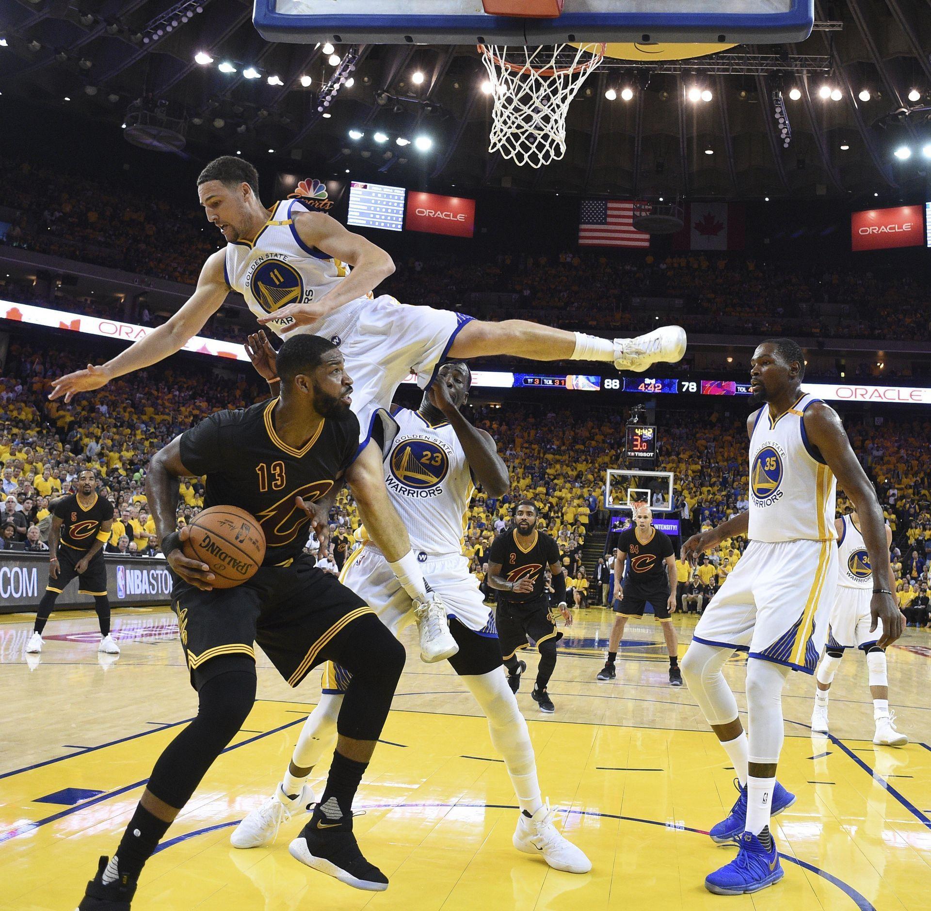 El tope salarial en la NBA será de 99 millones para 2017-18