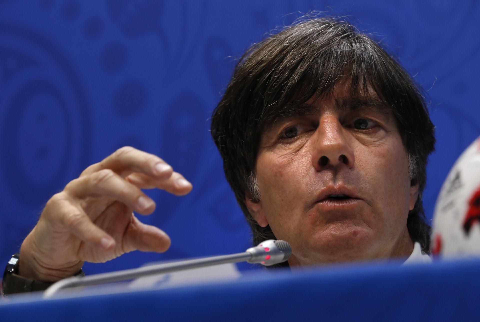 """Löw anuncia que Alemania saldrá """"al ataque"""" ante México"""