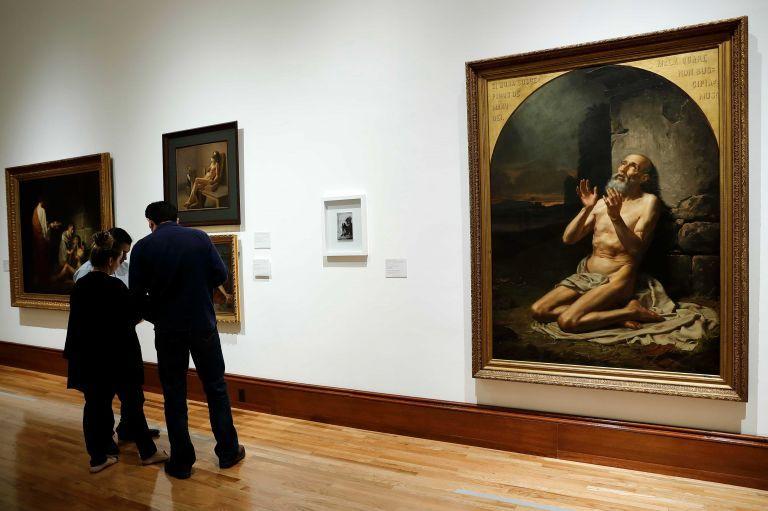 """Muestra """"Discursos de la piel: Felipe Santiago Gutiérrez"""" se abre en México"""