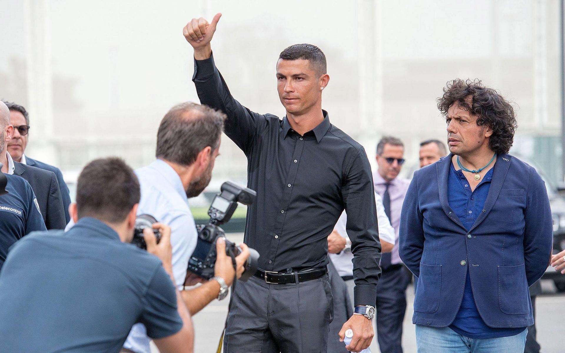 El día soñado por Cristiano y la Juventus de Turín