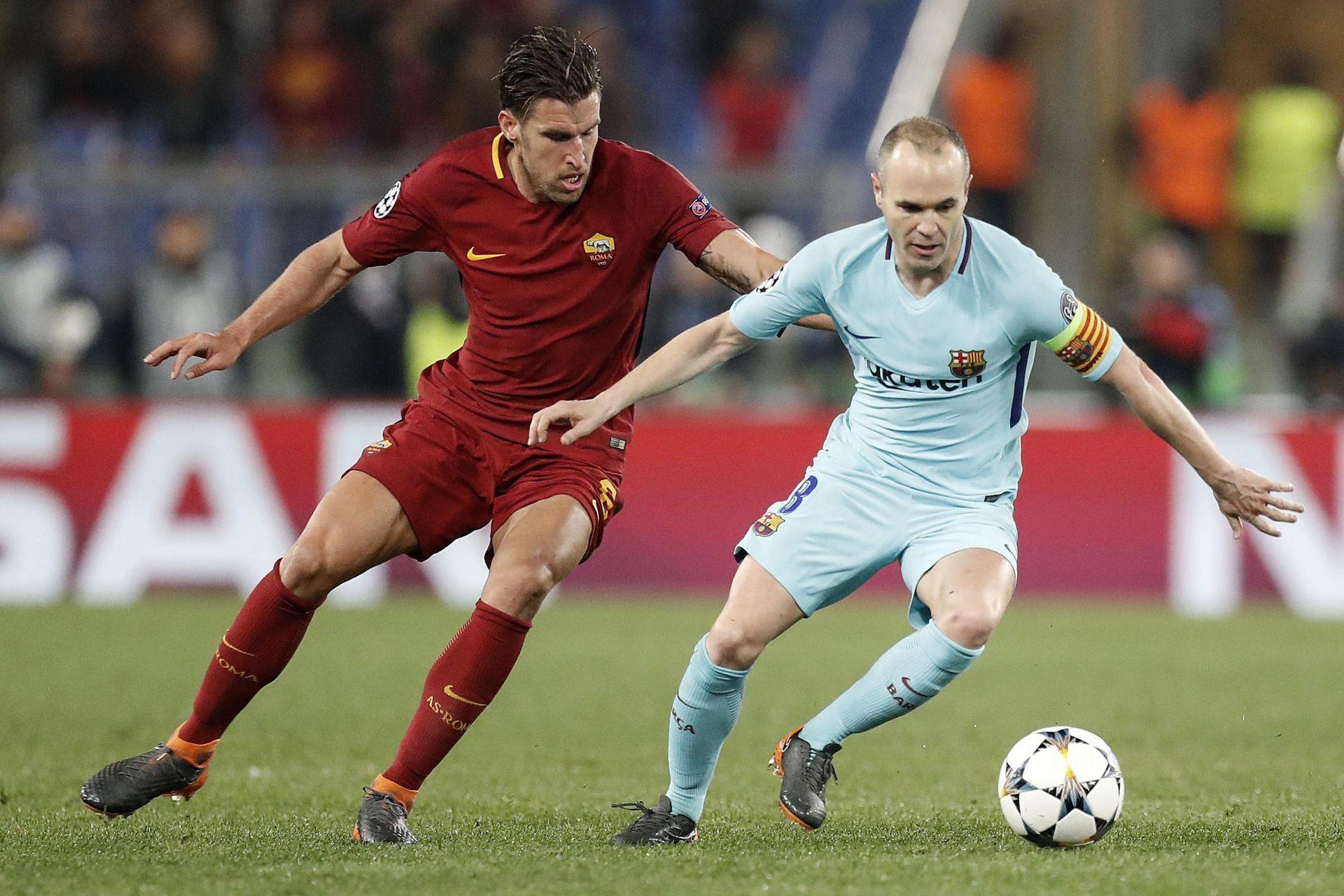 """Iniesta dice """"caer así  duele más"""", puede ser su última Champions"""