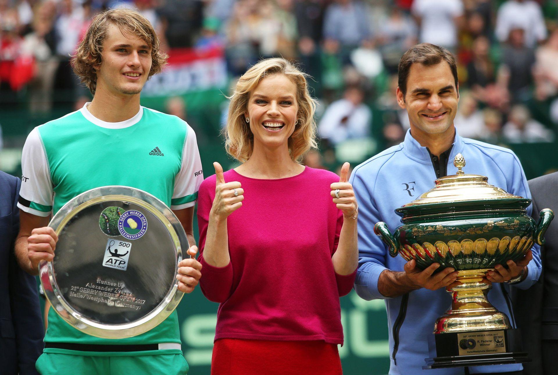 Federer logra noveno título en Halle y enfila Wimbledon en forma