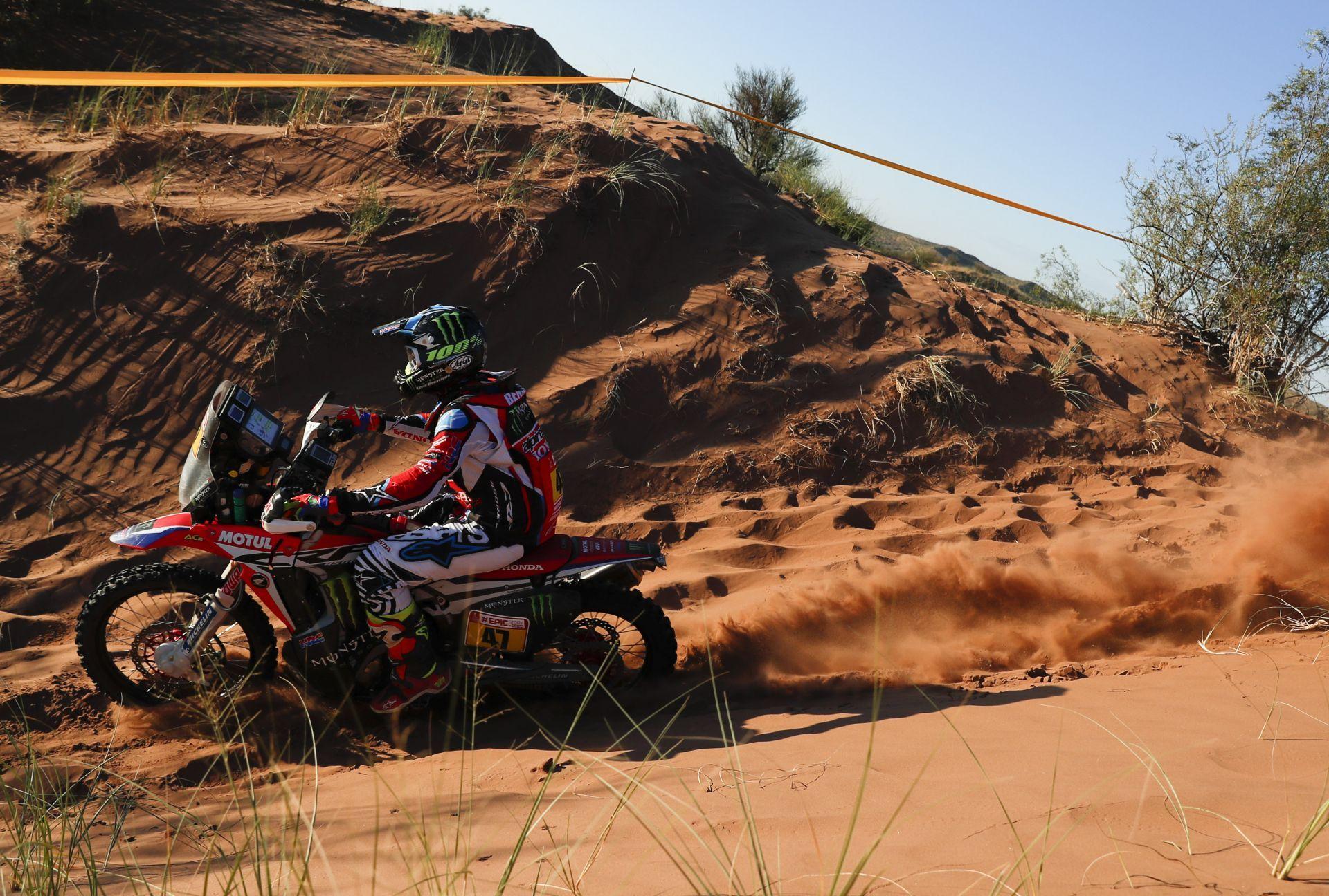 Penúltima etapa del Rally Dakar 2018