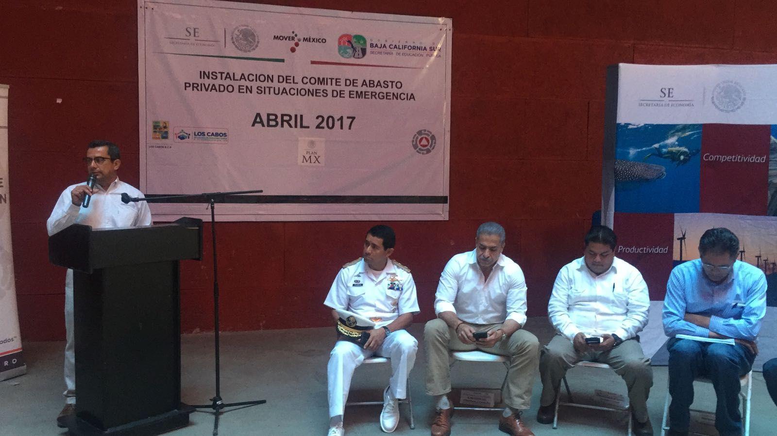 Comité de Abasto Privado en Situaciones de Emergencia