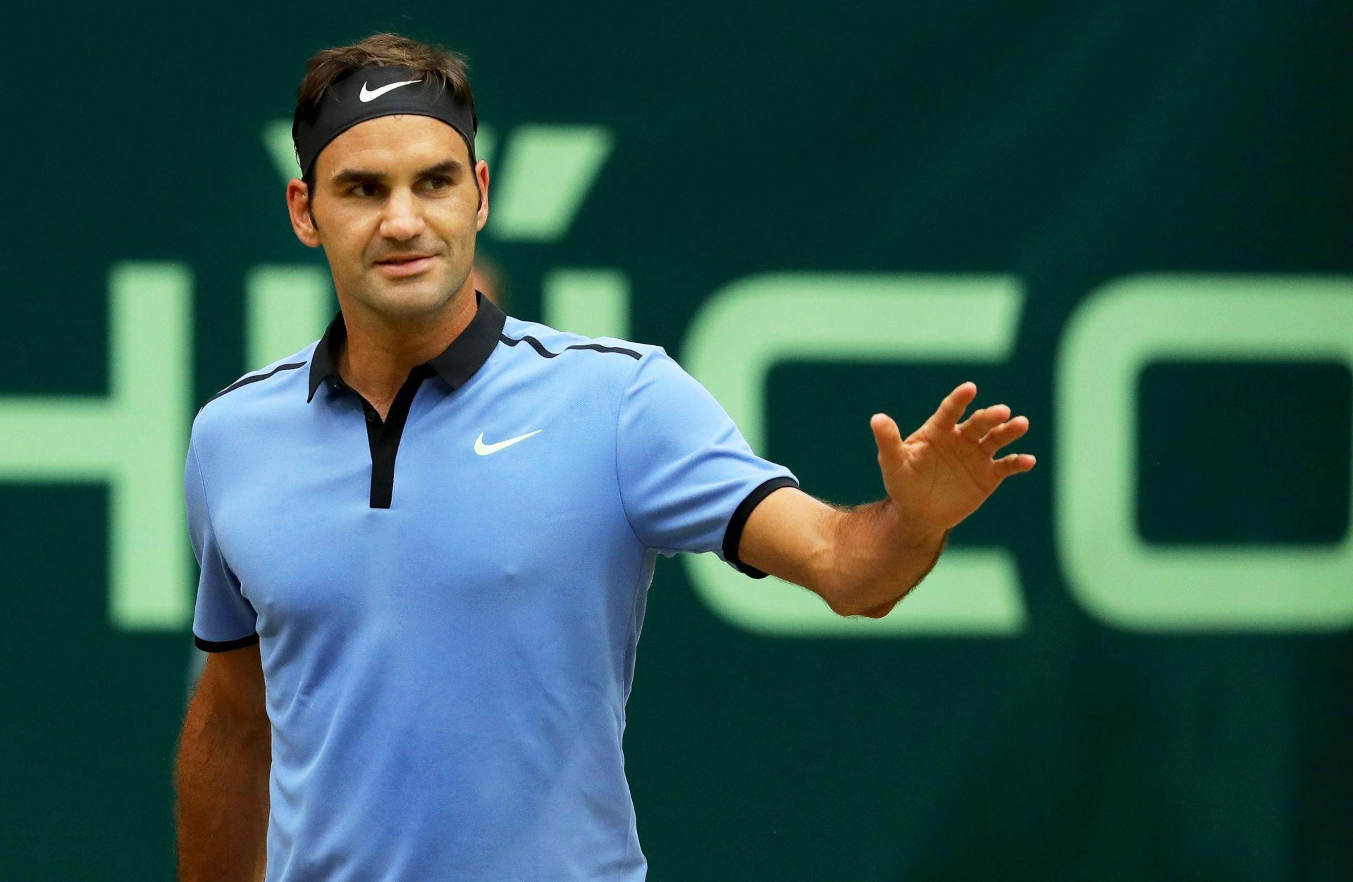 3 Federer y Alexander Zverev pujarán por el título