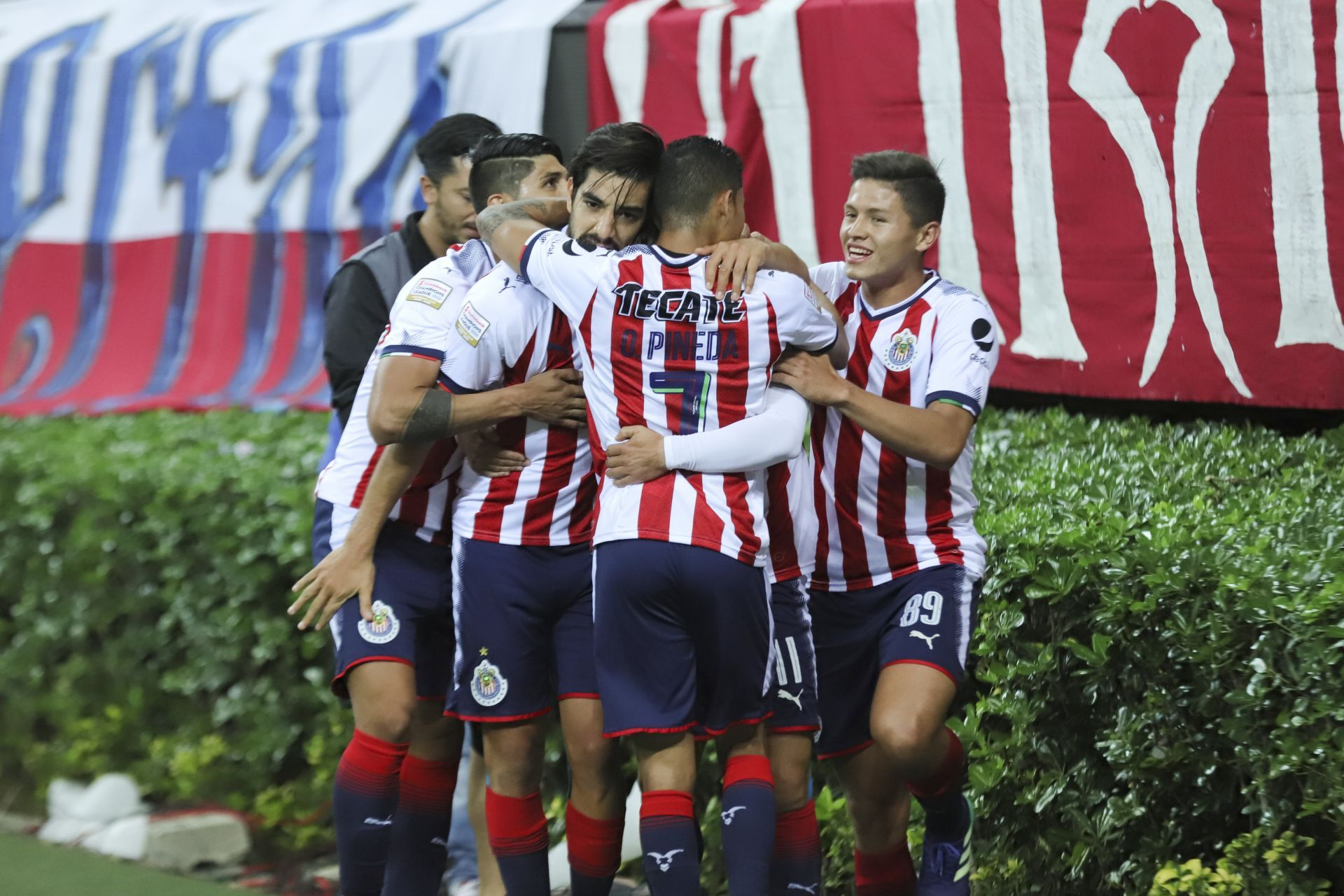 CHIVAS VS RED BULL