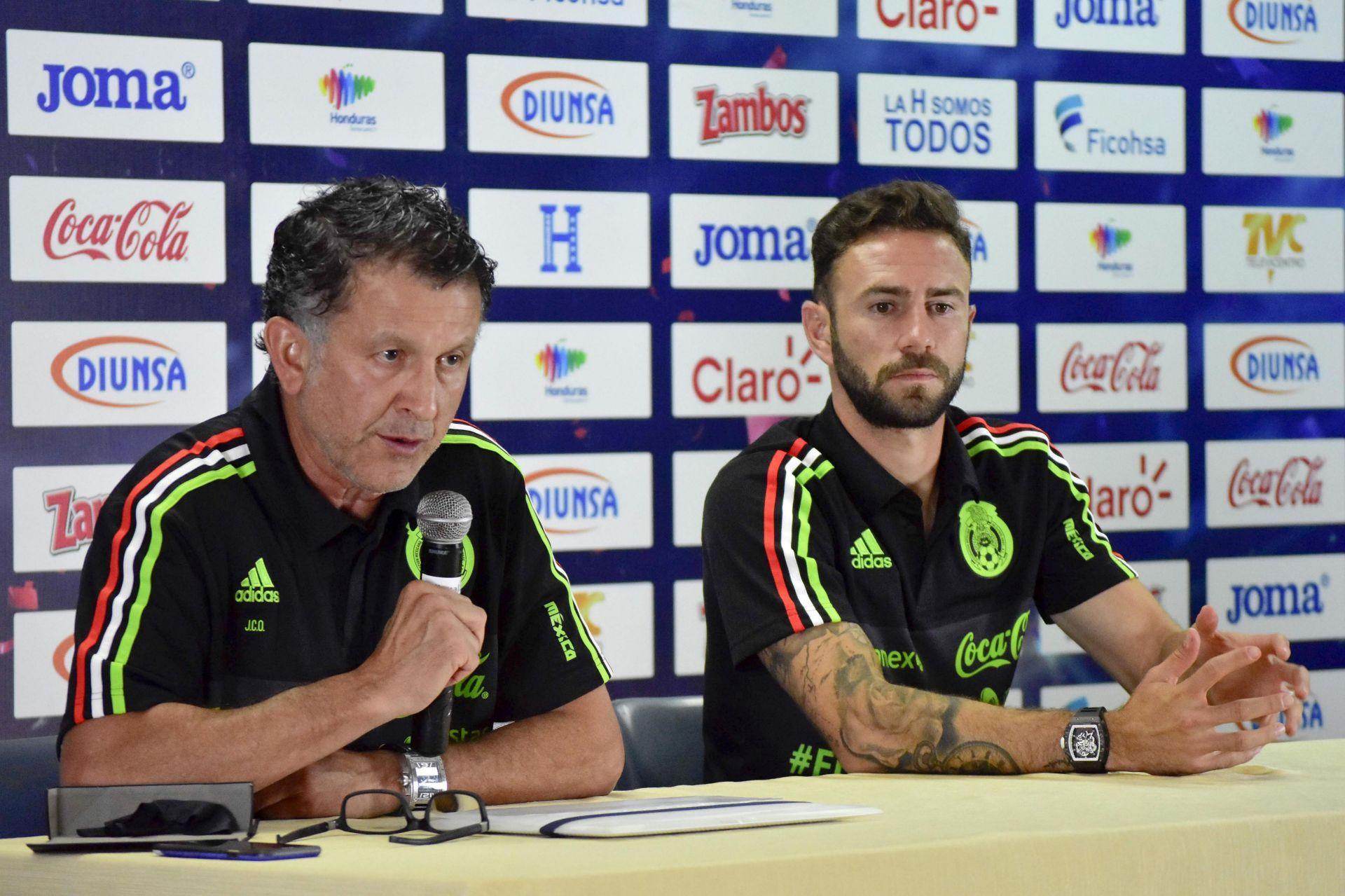 Osorio dice que propuesta de México ante Honduras será de ganar