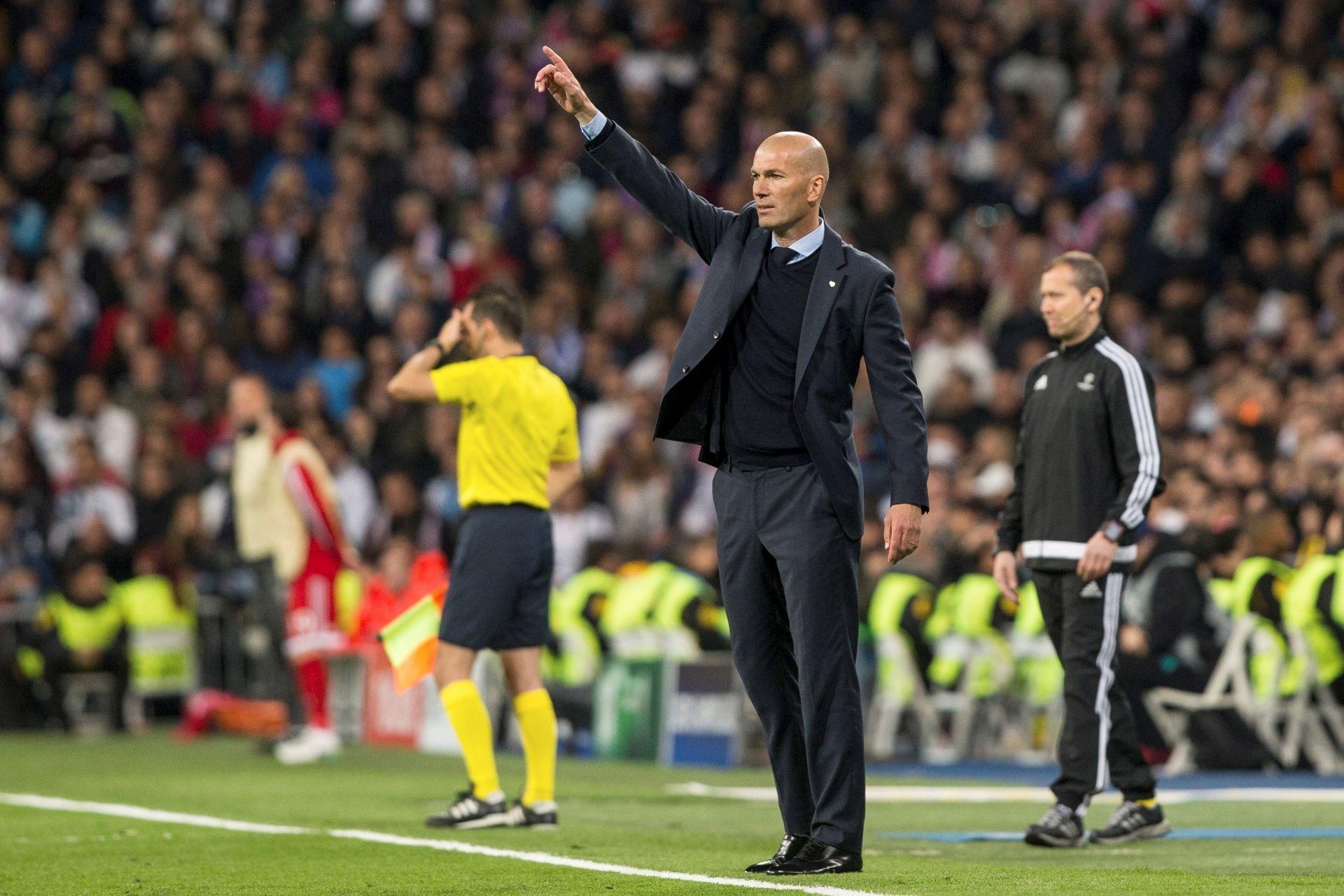 Zidane es el primer técnico que alcanza tres finales seguidas UEFA