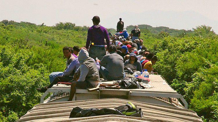 Ombudsman mexicano documenta violaciones a DDHH de migrantes centroamericanos