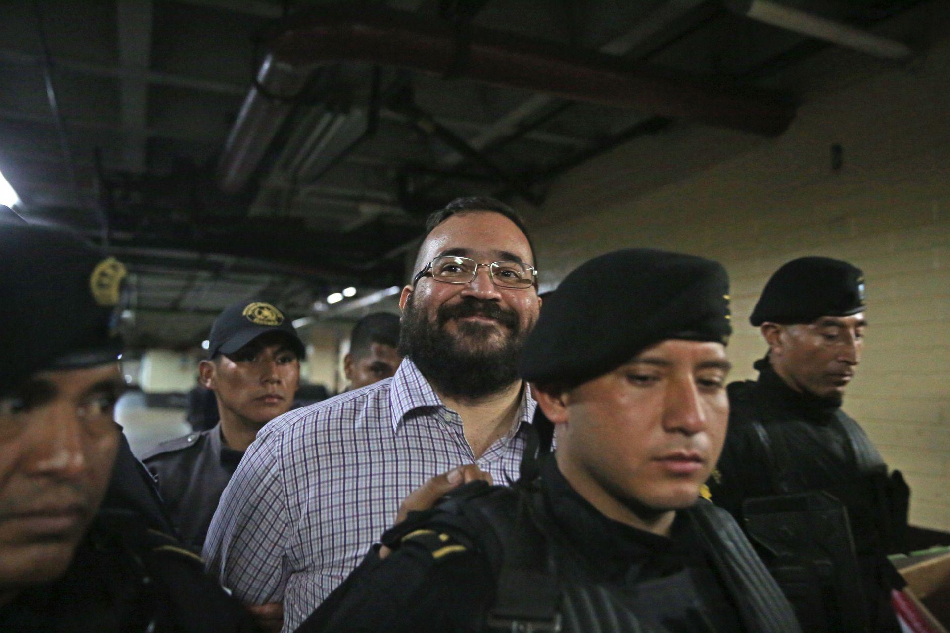 Duarte acepta su extradición pero tiene otra solicitud pendiente