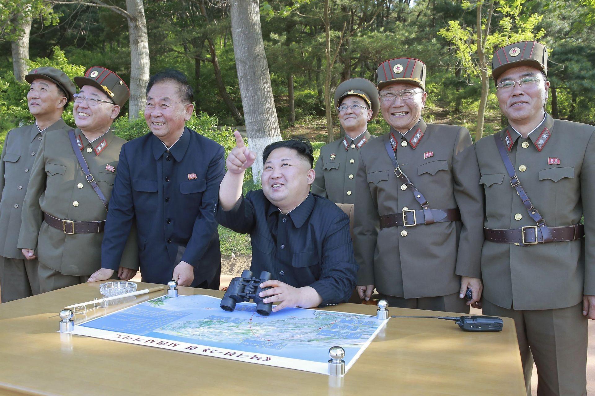 Corea del Norte realiza un nuevo ensayo de misiles balísticos