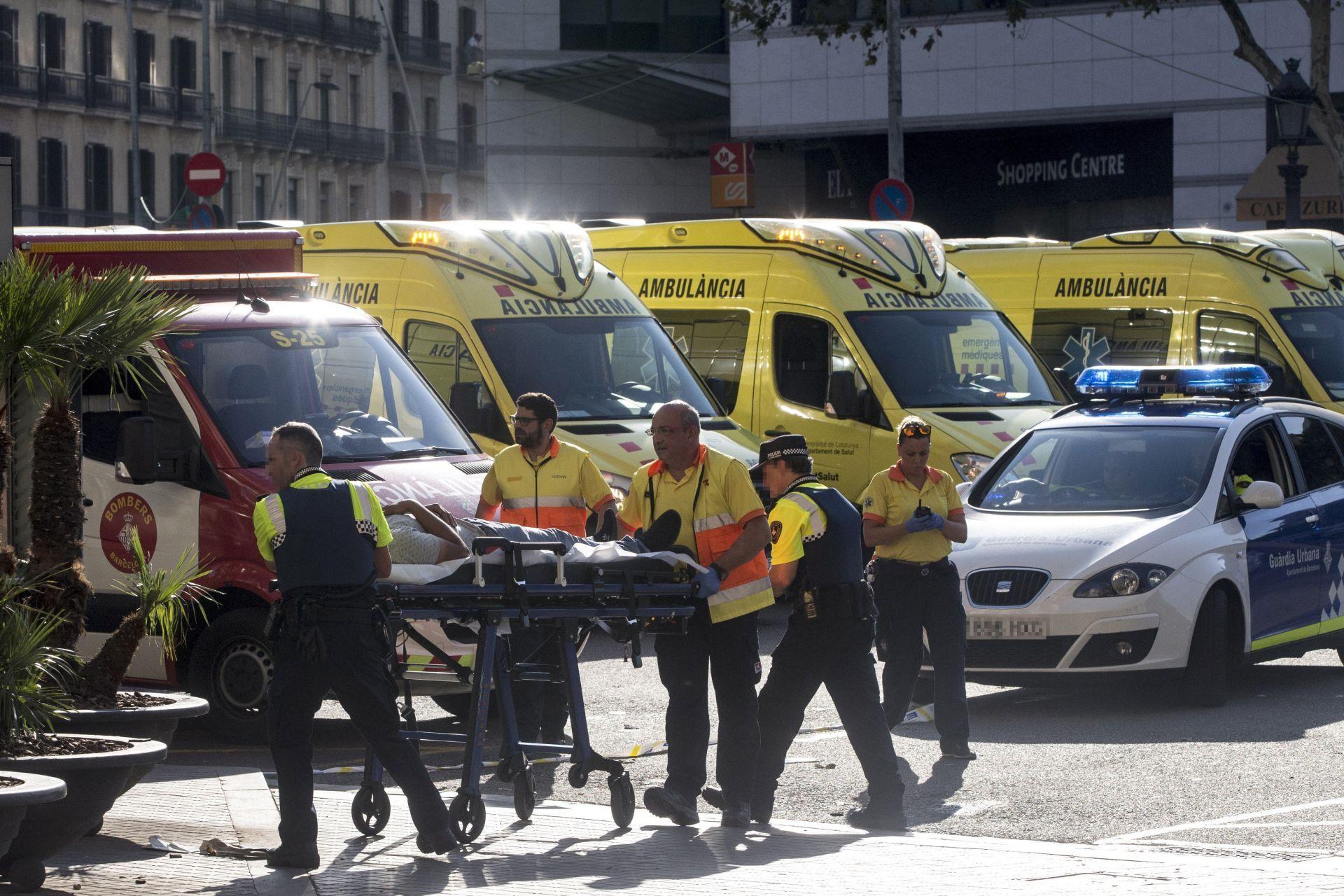 Trece muertos y más de 50 heridos en el atentado de Barcelona