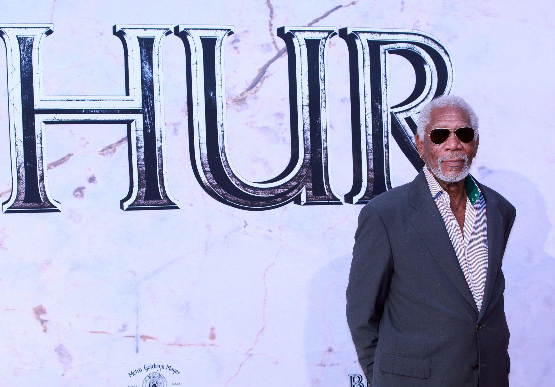 Morgan Freeman recibirá el premio honorífico del Sindicato de Actores