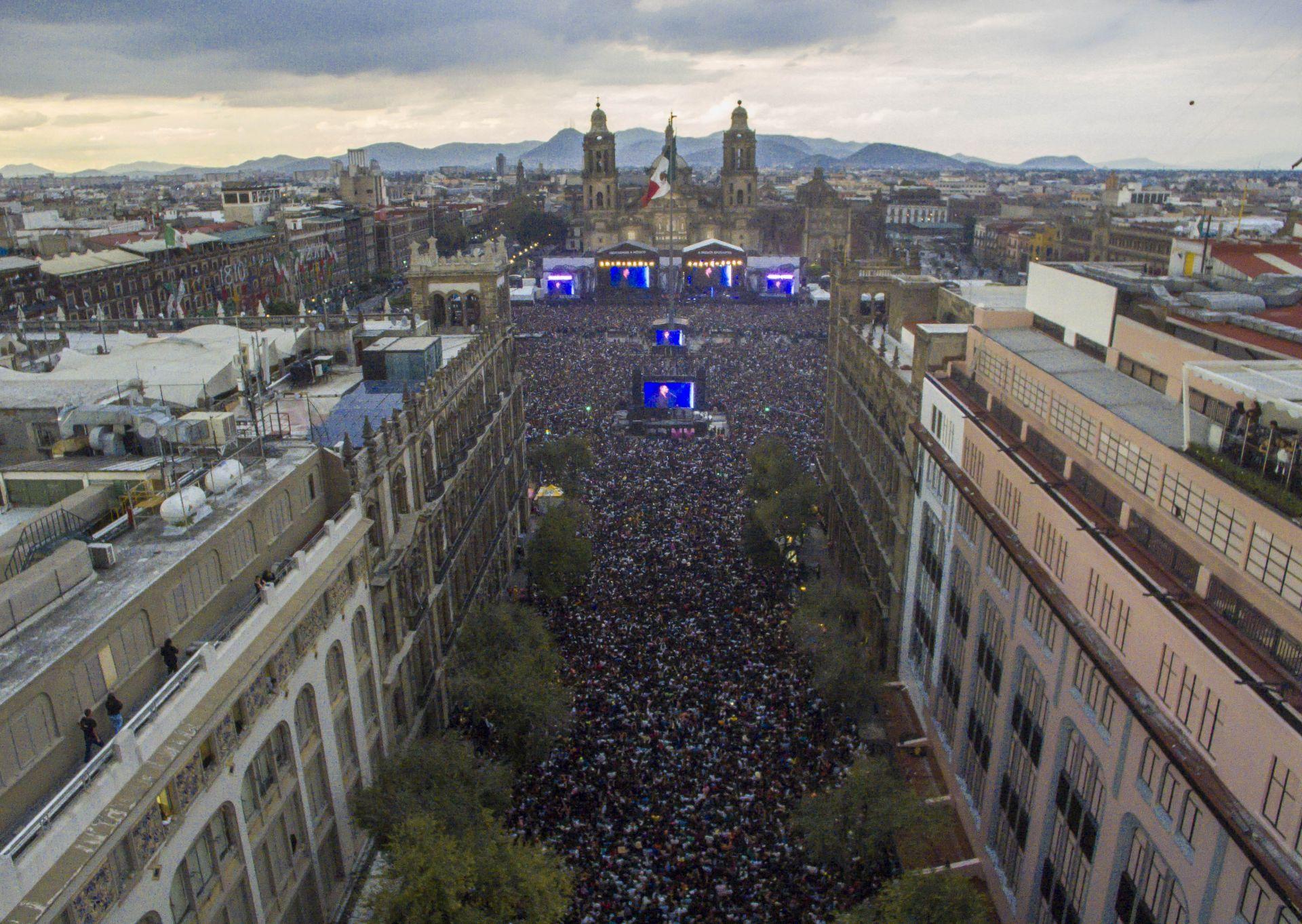 """""""Estamos Unidos Mexicanos"""", un concierto gratuito por víctimas de sismos en México"""