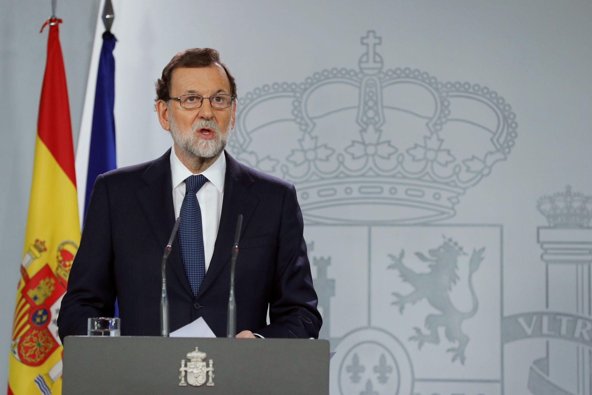 Puigdemont elude responder al Gobierno español si declaró la independencia