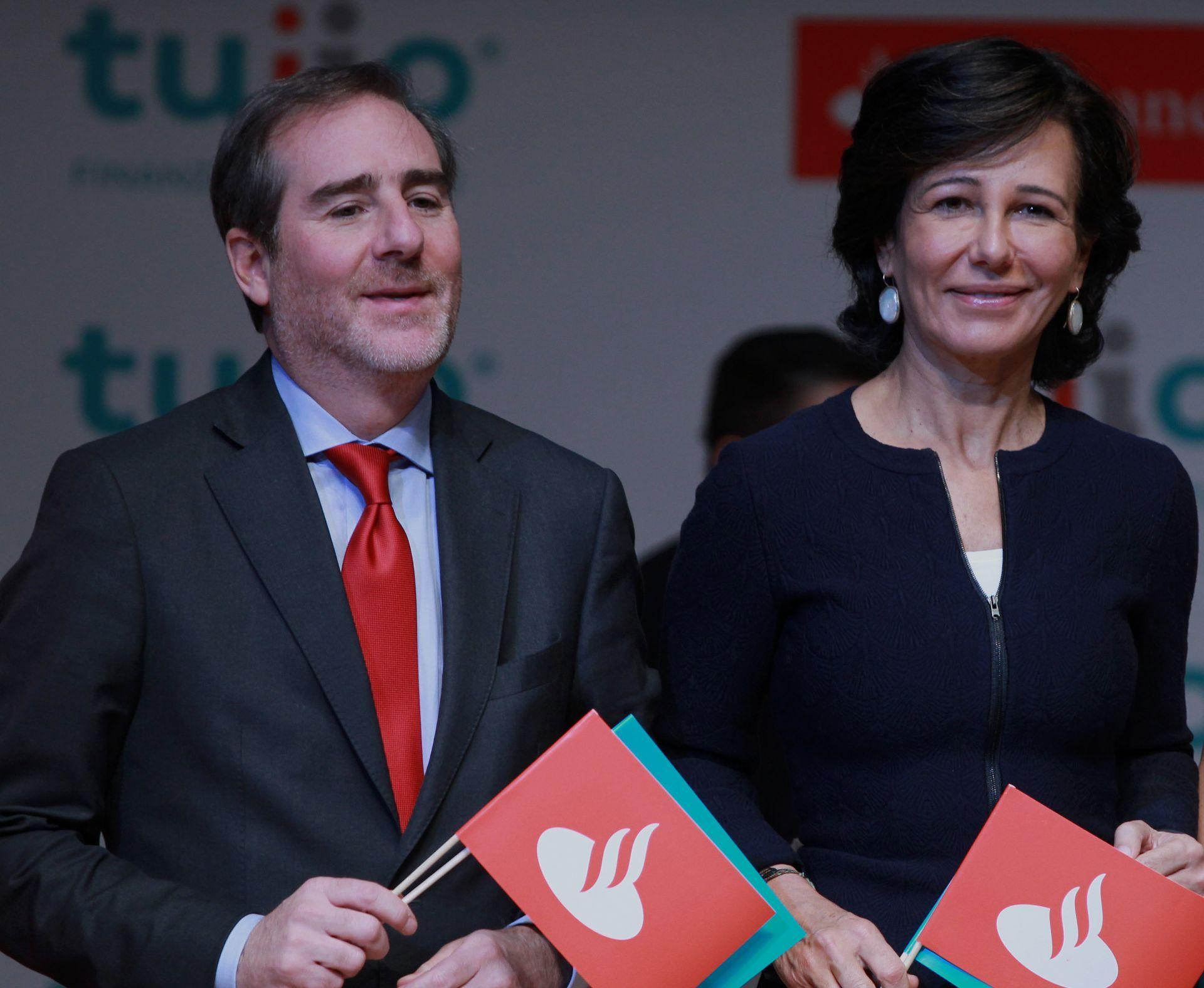 Banco Santander mantiene su apuesta por México, pese a tensiones por TLCAN