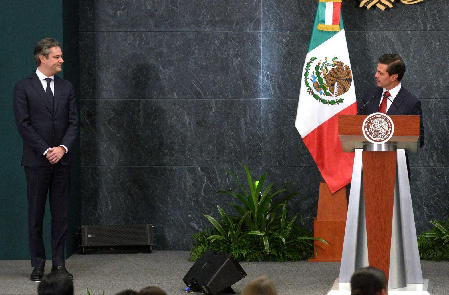 Secretario de Educación mexicano dimite para integrarse a campaña de Meade