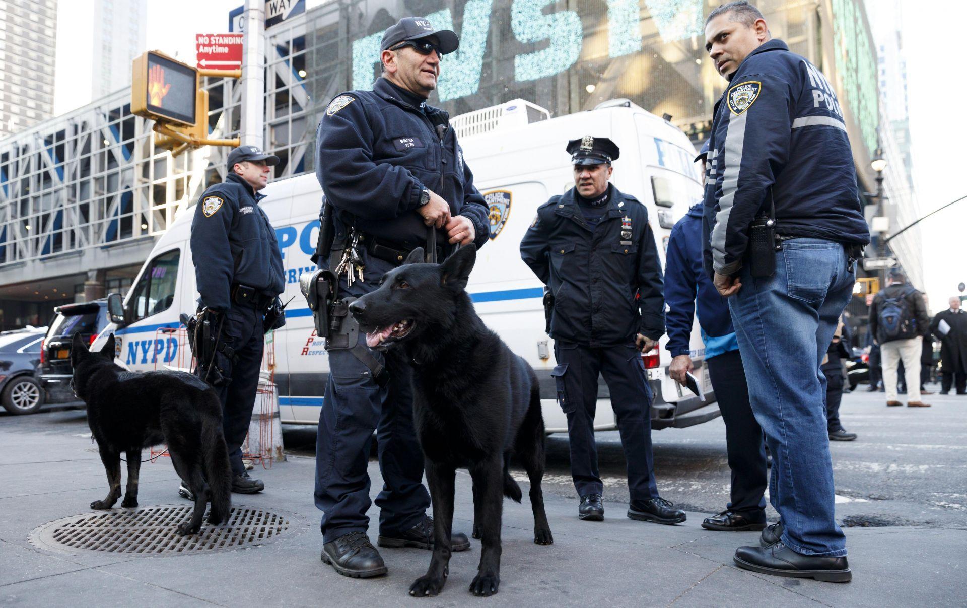 Un ataque terrorista en el corazón de Nueva York deja cuatro heridos