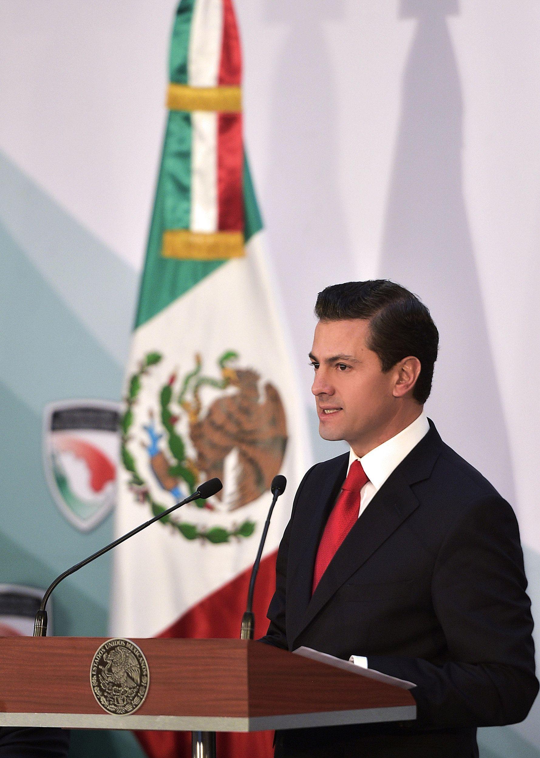 Peña Nieto dice que la Suprema Corte decidirá constitucionalidad de Ley de Seguridad Interior
