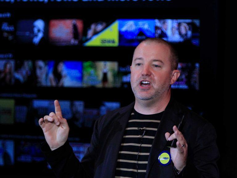 El Vicepresidente de Innovación de Neflix , Chris Jaffe,