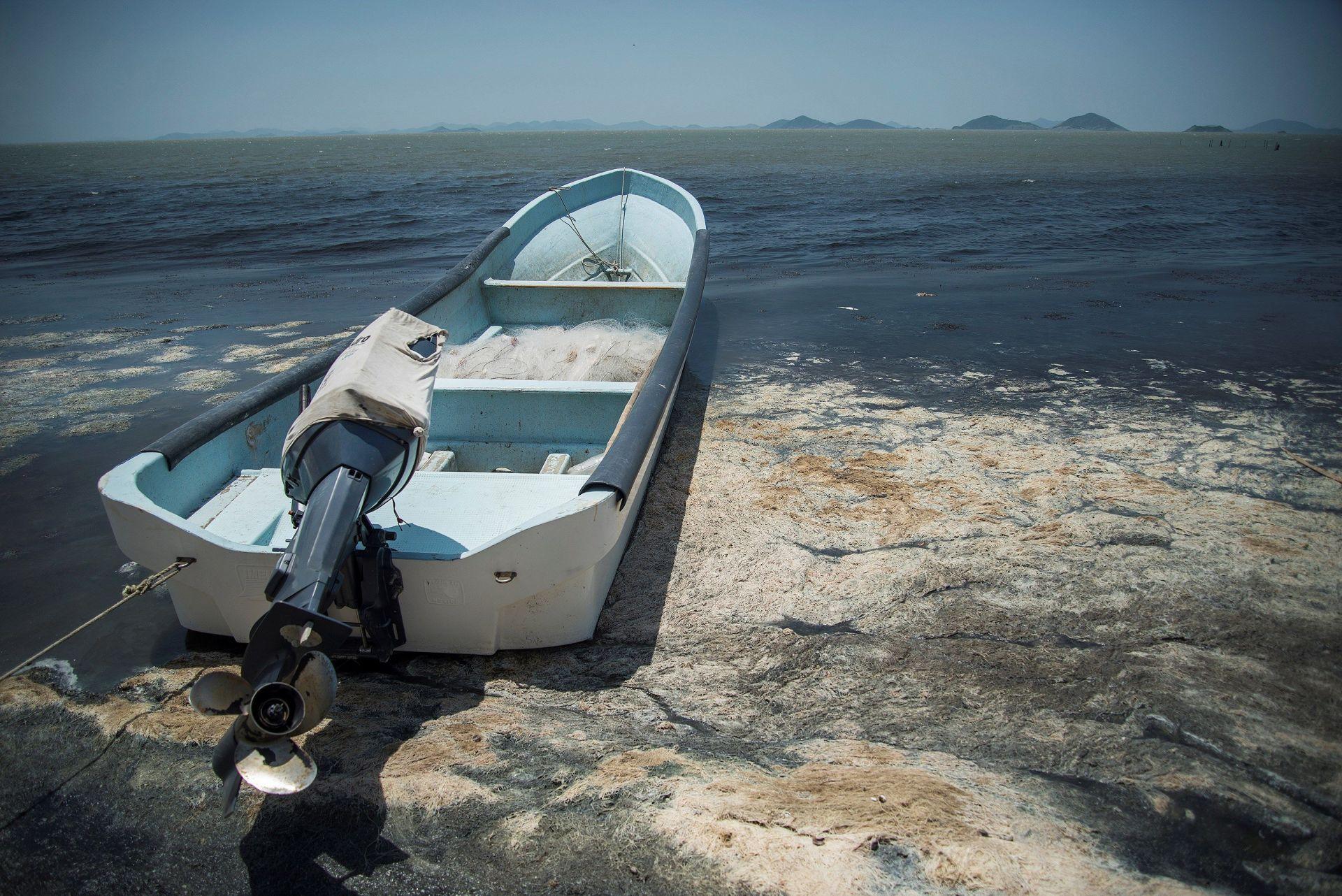 aguas-negras-infectan-la-laguna-superior-en-istmo-de-tehuantepec