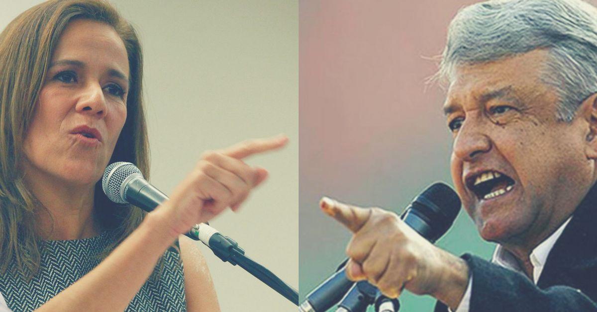 López Obrador y Margarita Zavala disputarán Presidencia de México, dice sondeo